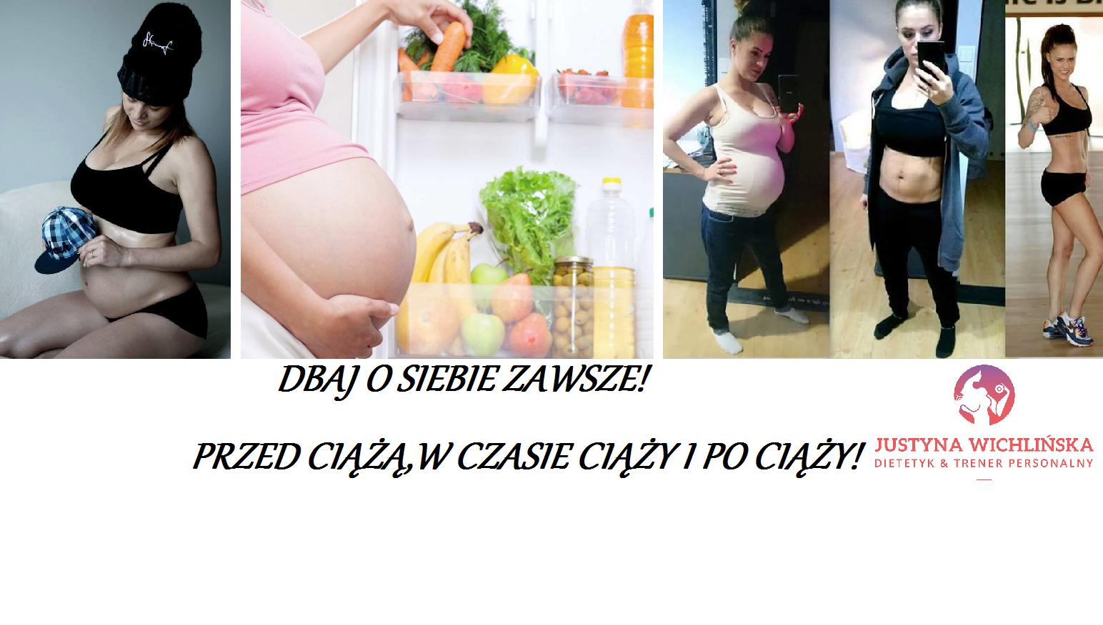 Dieta w czasie ciąży. Dbać o siebie kobieto powinnaś zawsze!