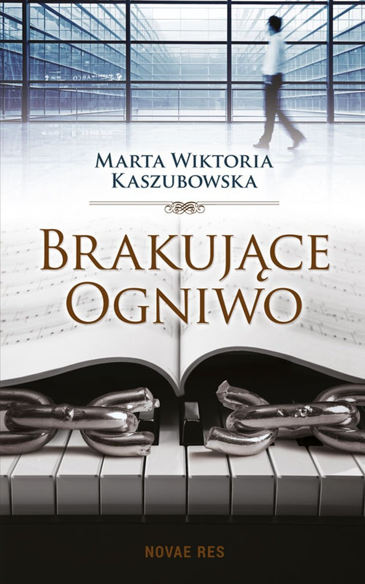 """Brakujące ogniwo"" Marta Wiktoria Kaszubowska"