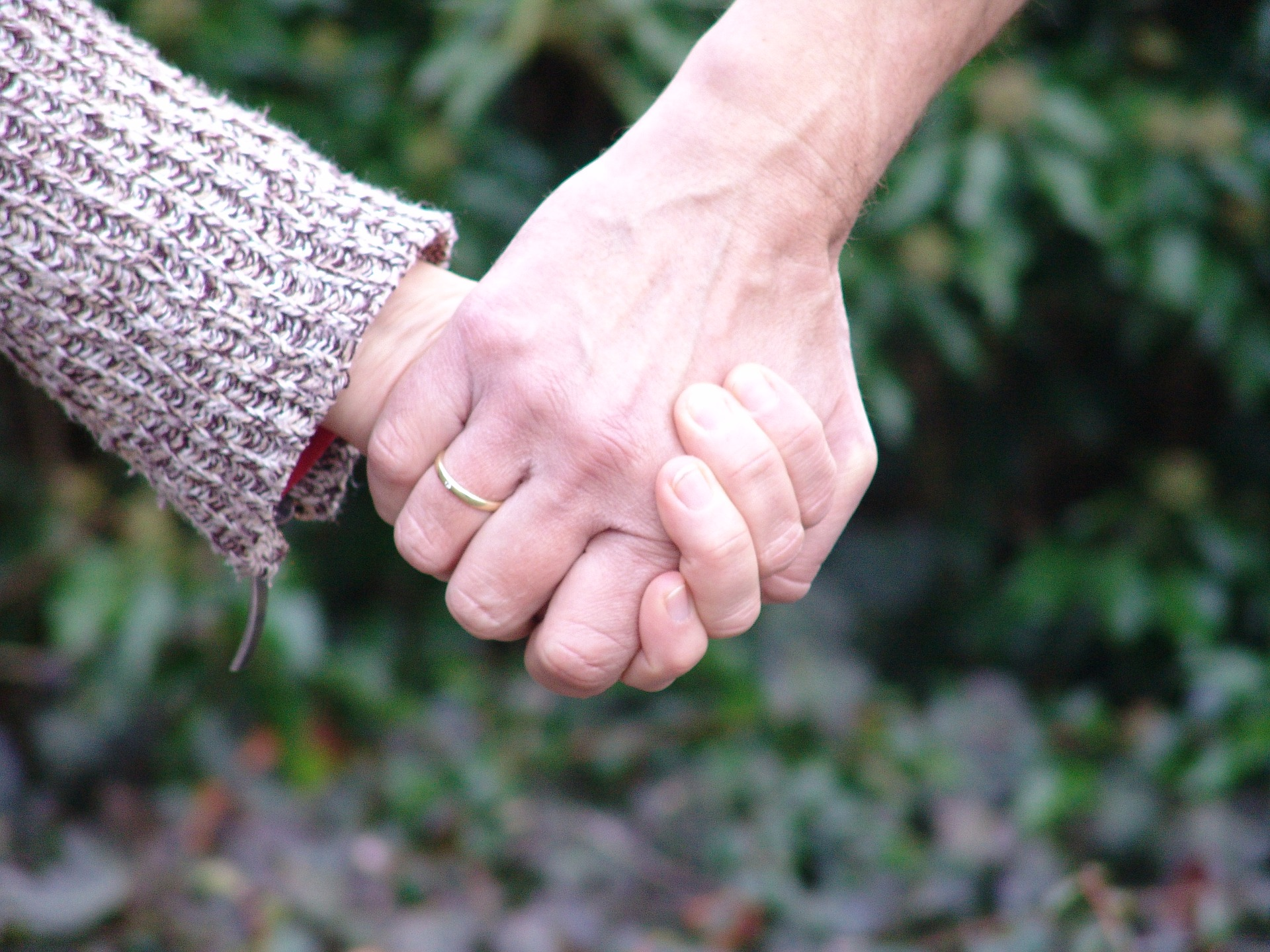 Podaj rękę