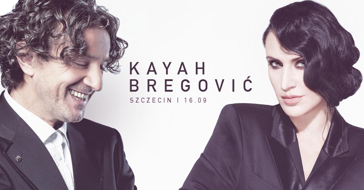 Kayah i Goran Bregović w Szczecinie!