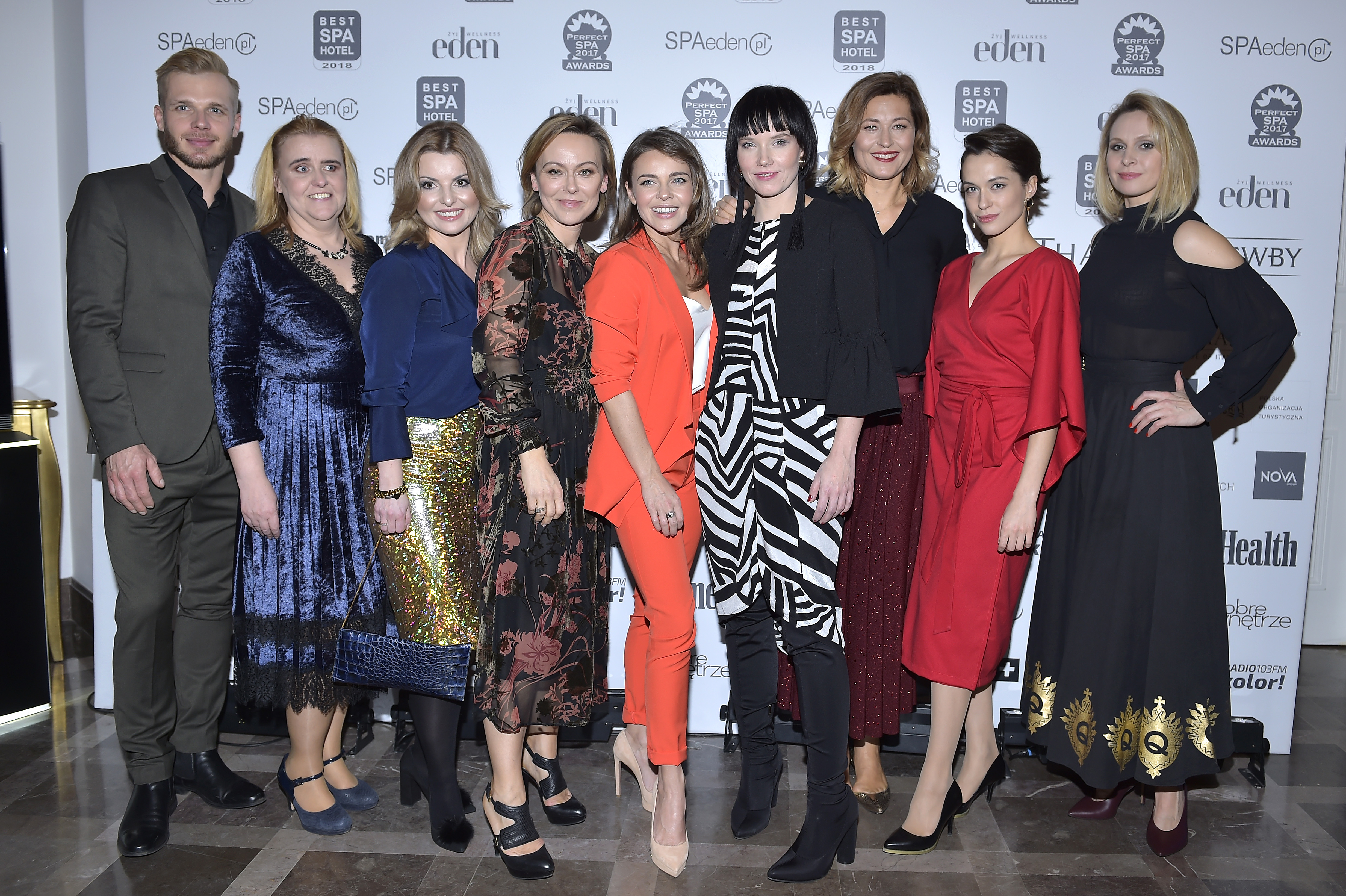 Gwiazdy wręczały nagrody laureatom konkursu Perfect SPA 2017