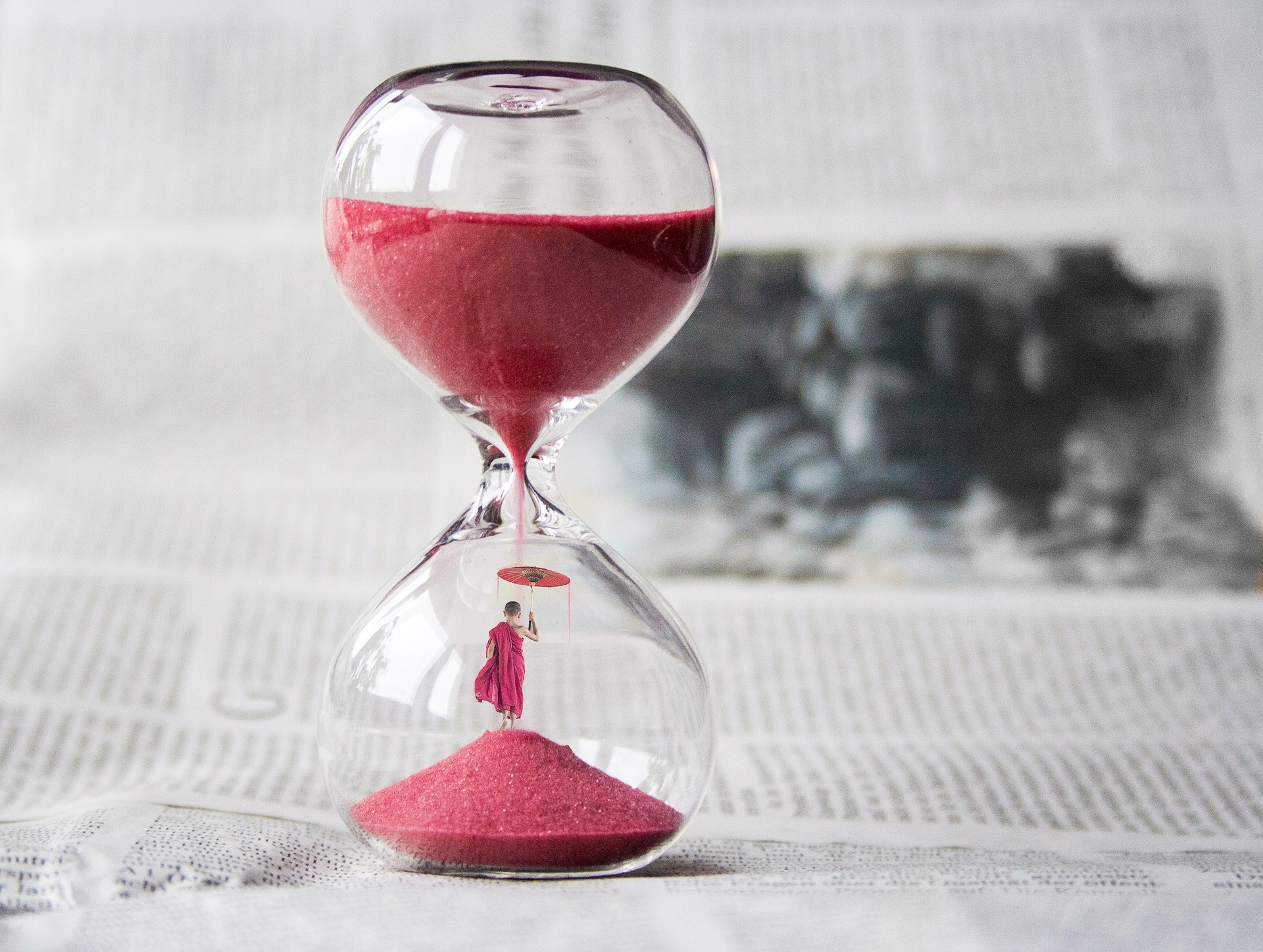 Jestem Panią swojego czasu