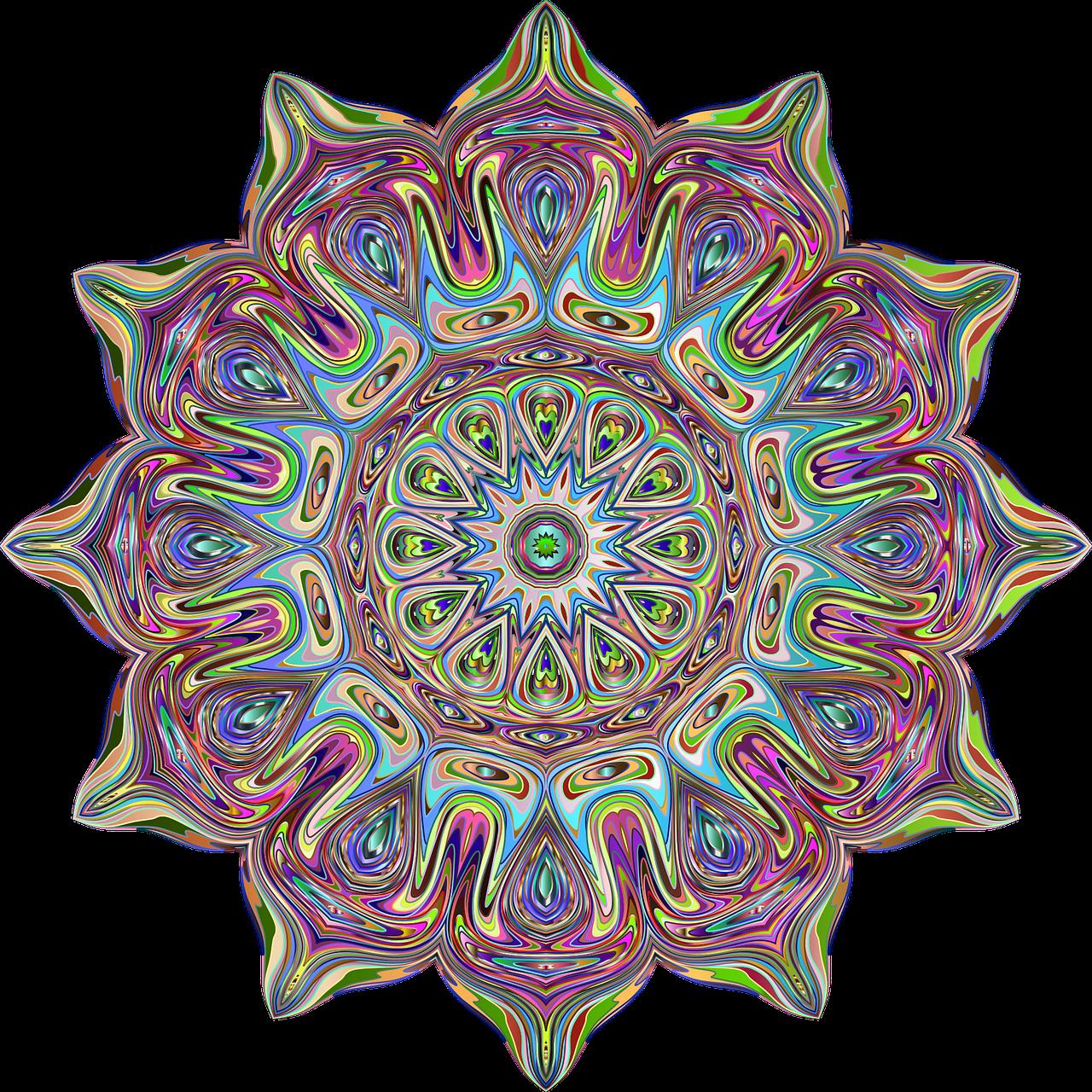 Mandala – koło życia