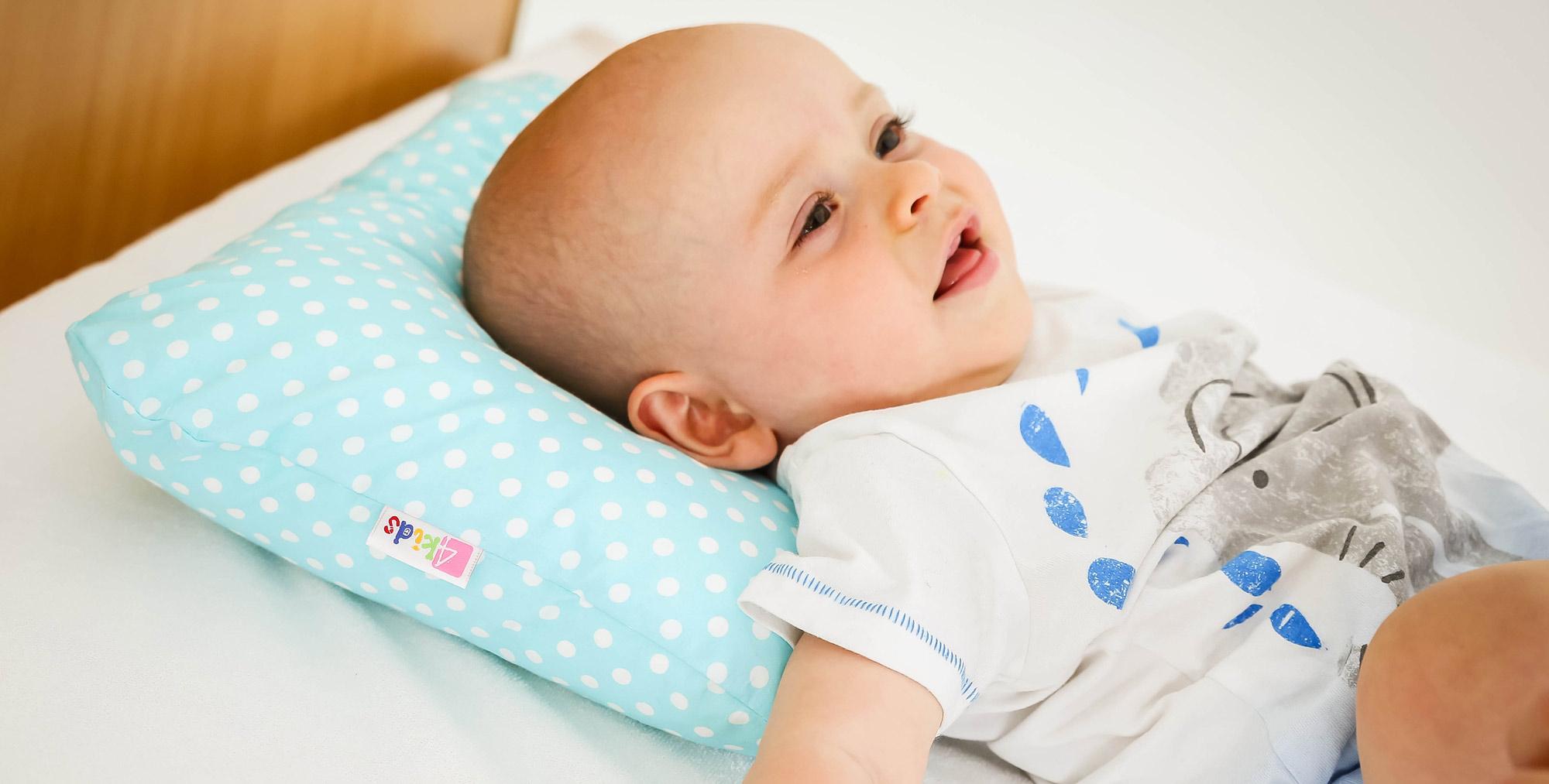 Deformacje czaszki u niemowląt jak z nimi walczyć