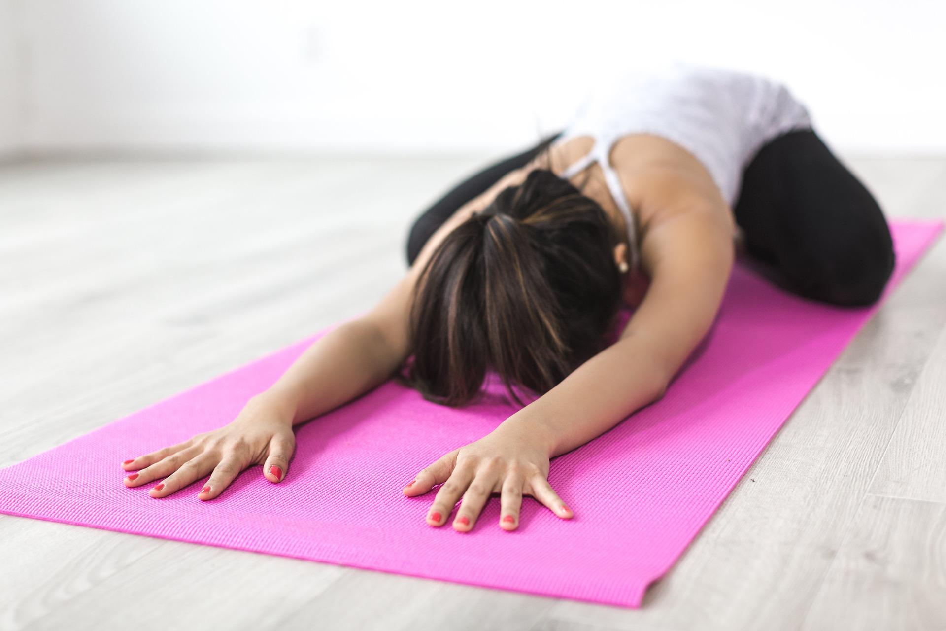 Przygoda z jogą