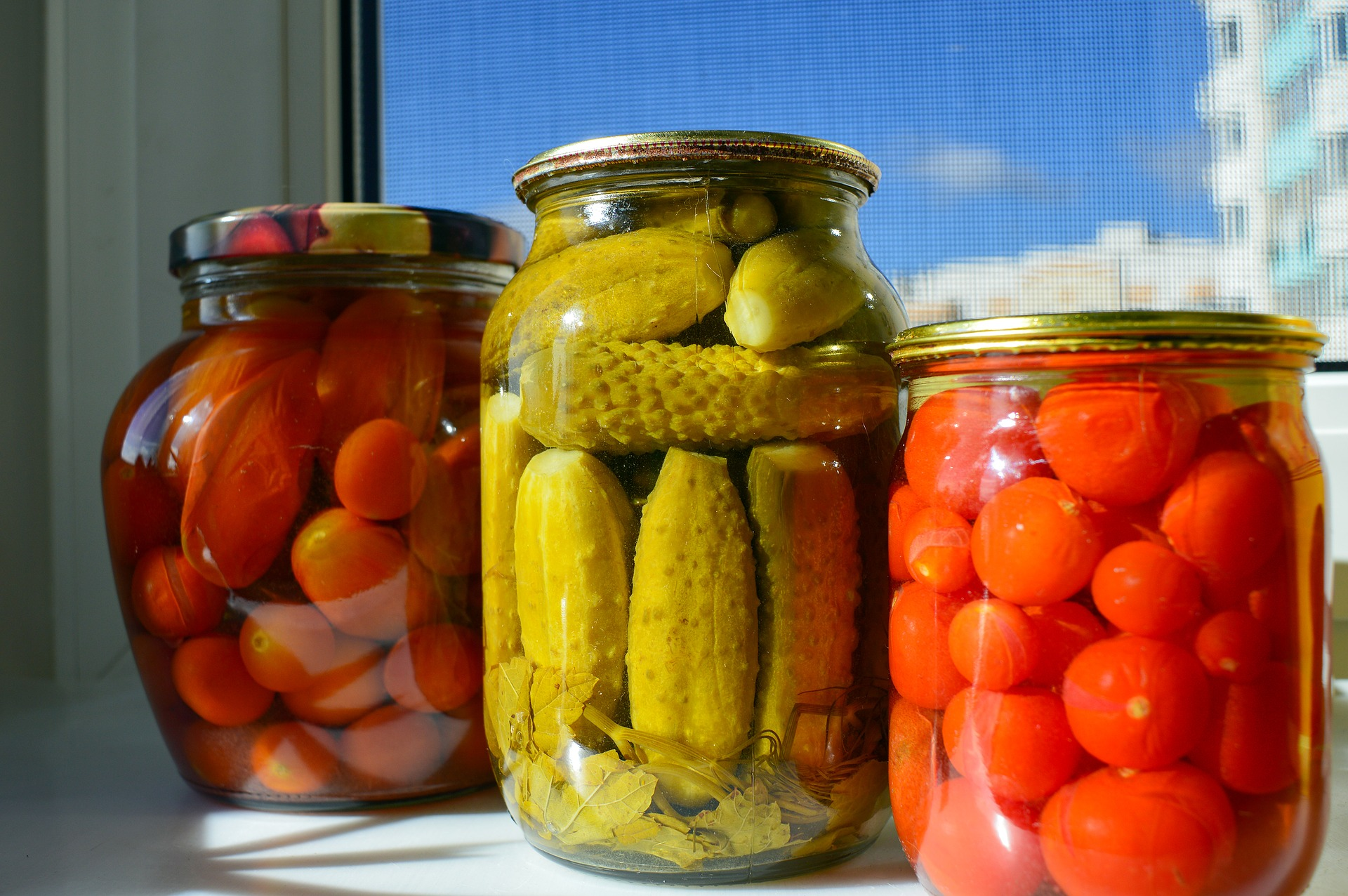 Naturalne probiotyki  – pomóż swojej odporności!