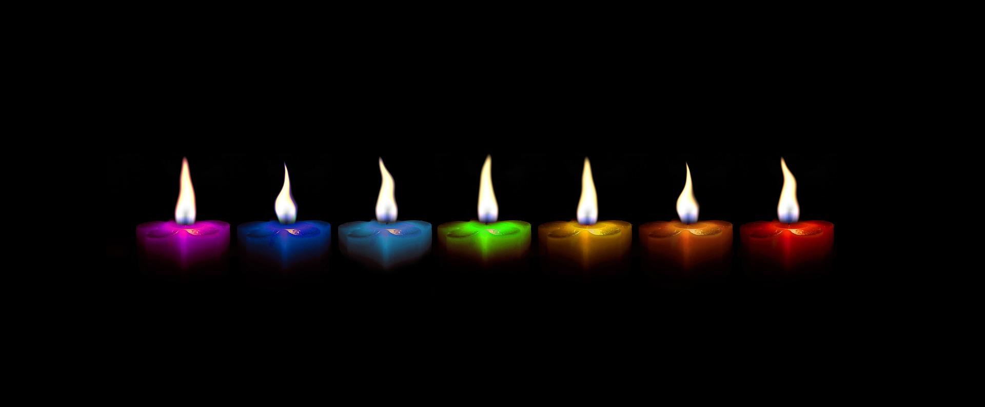 Magia świec cz.I