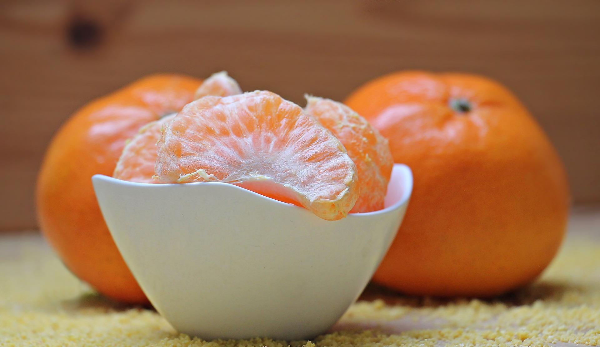 Mandarynki czy warto je jeść?