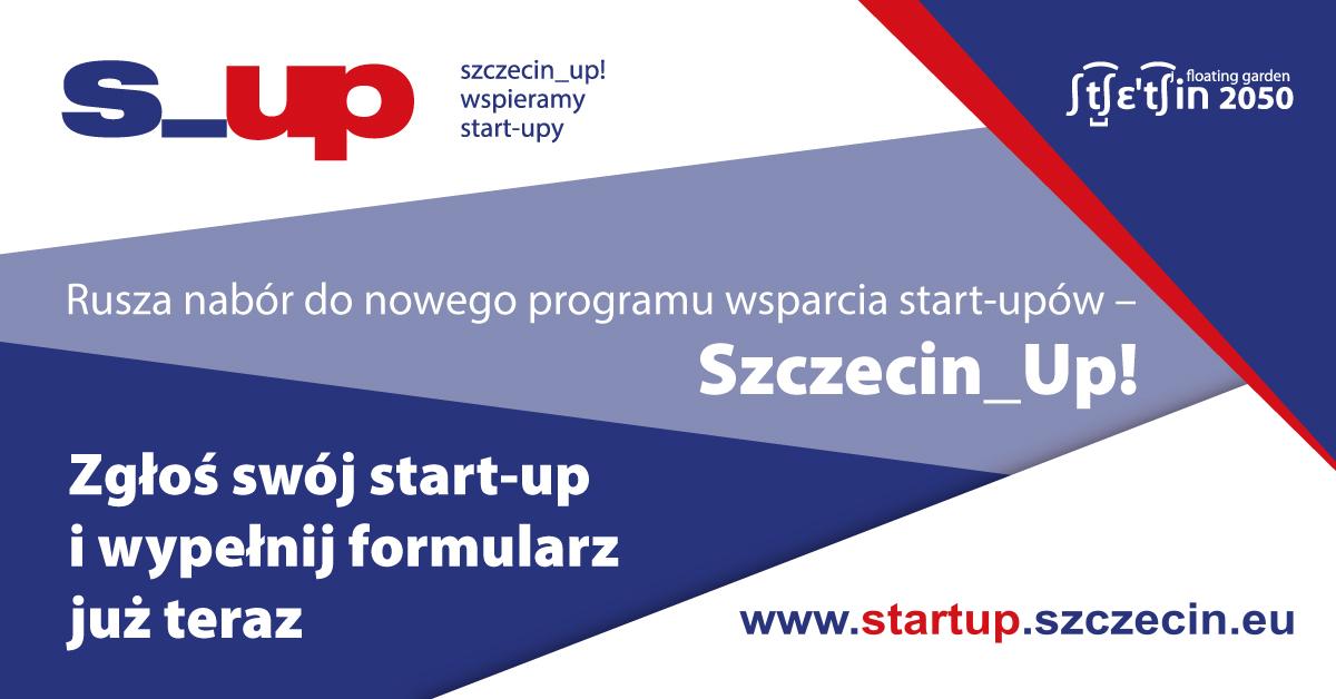 Rusza nabór do nowego programu wsparcia start-upów – Szczecin_Up!